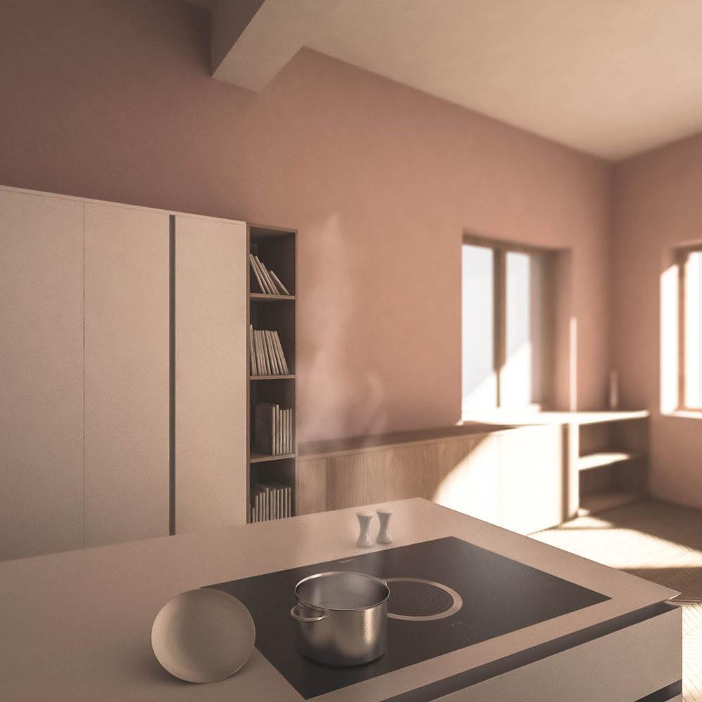 Küche T.