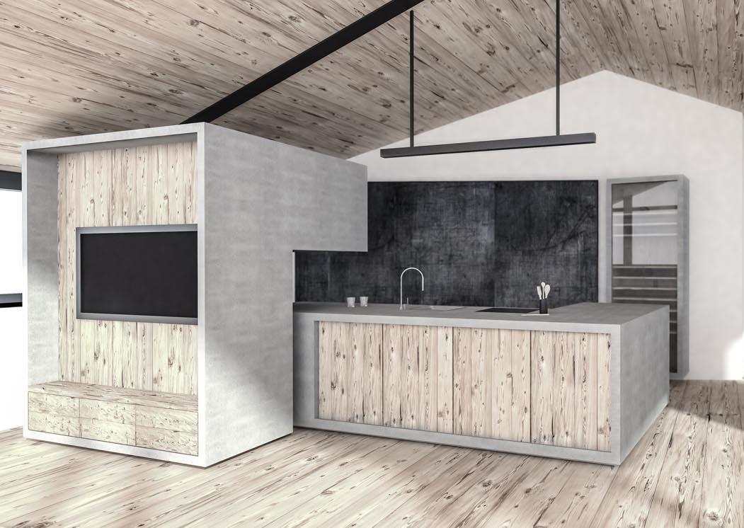 Küche V.
