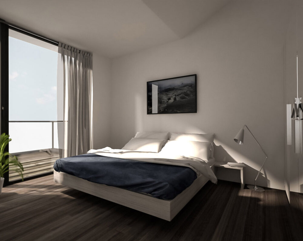 Schlafzimmer 'Sapphire'