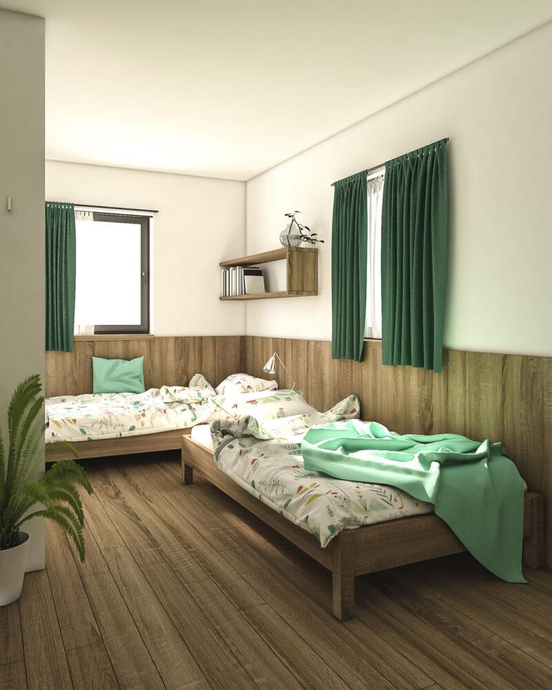 Simone Eisath | Visualisierung & Design | Kinderzimmer