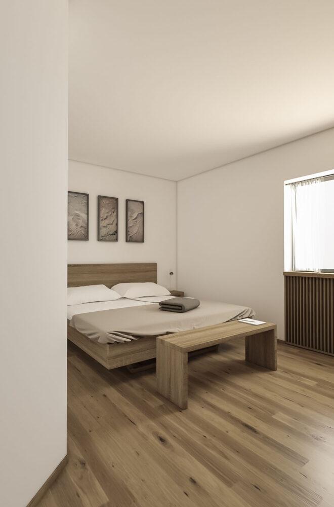 Simone Eisath | Visualisierung & Design | Schlafzimmer S.
