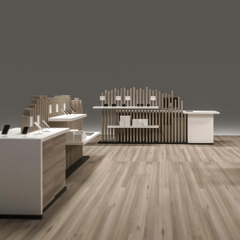 Möbelserie T. | Elektrostore