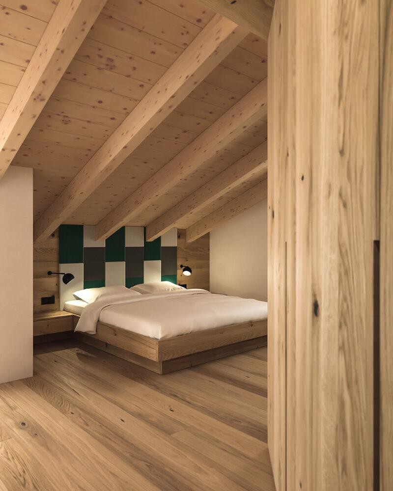 Simone Eisath | Visualisierung & Design | Schlafzimmer M.