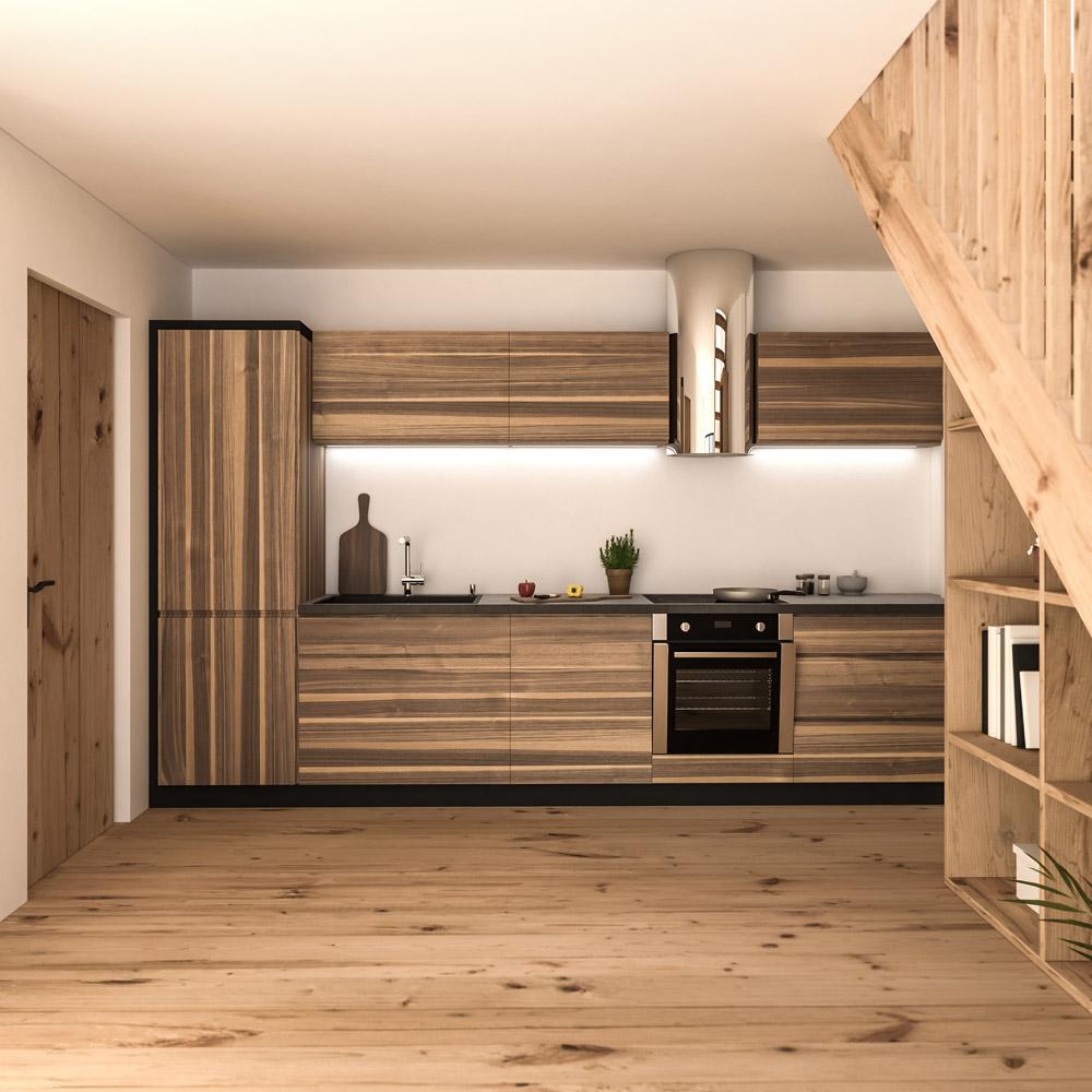 Küche N. Innenraumgestaltung
