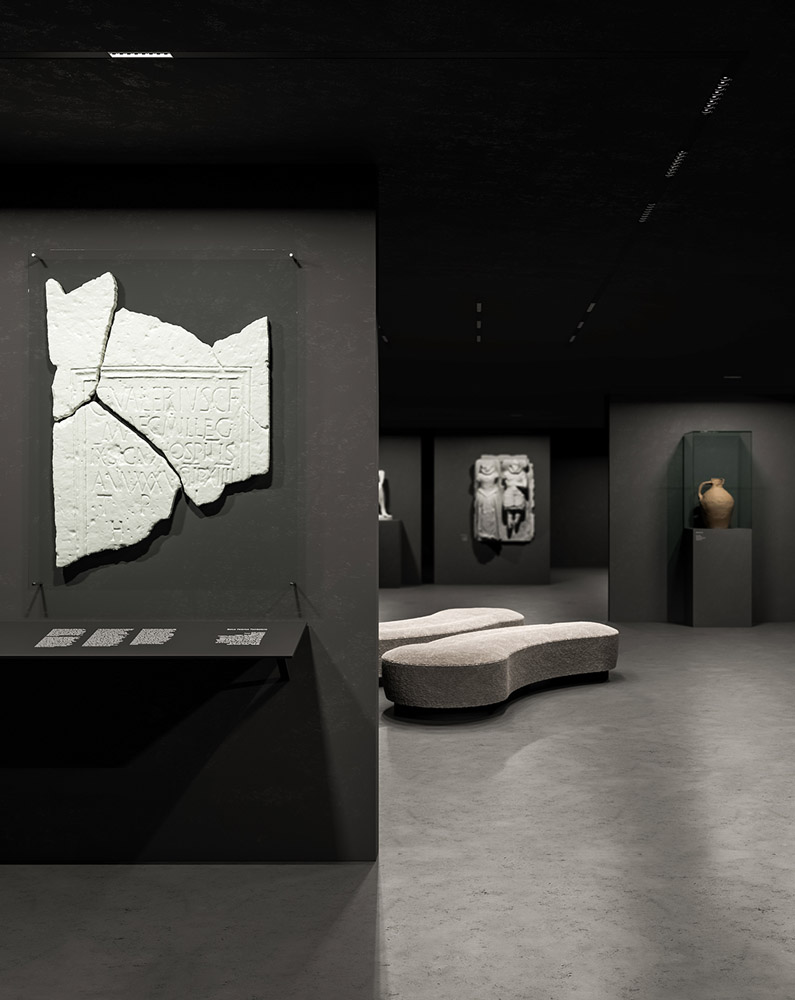 Archäologie Museum