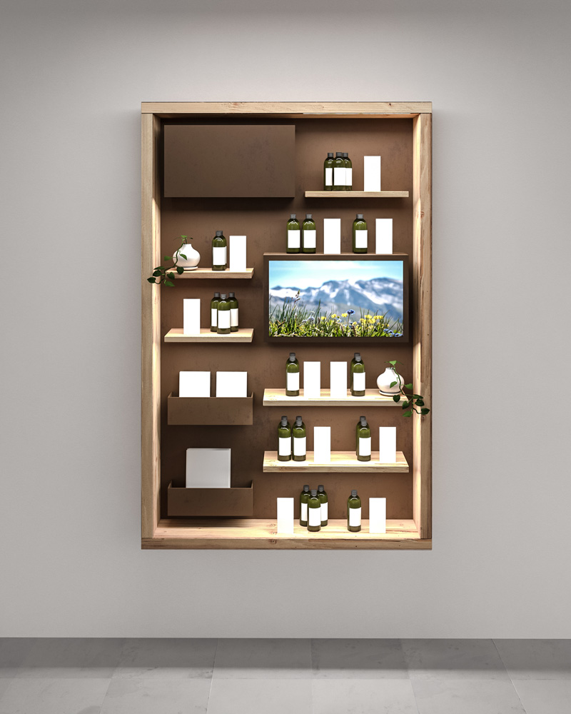 Möbel Design Verkauf Naturkosmetik