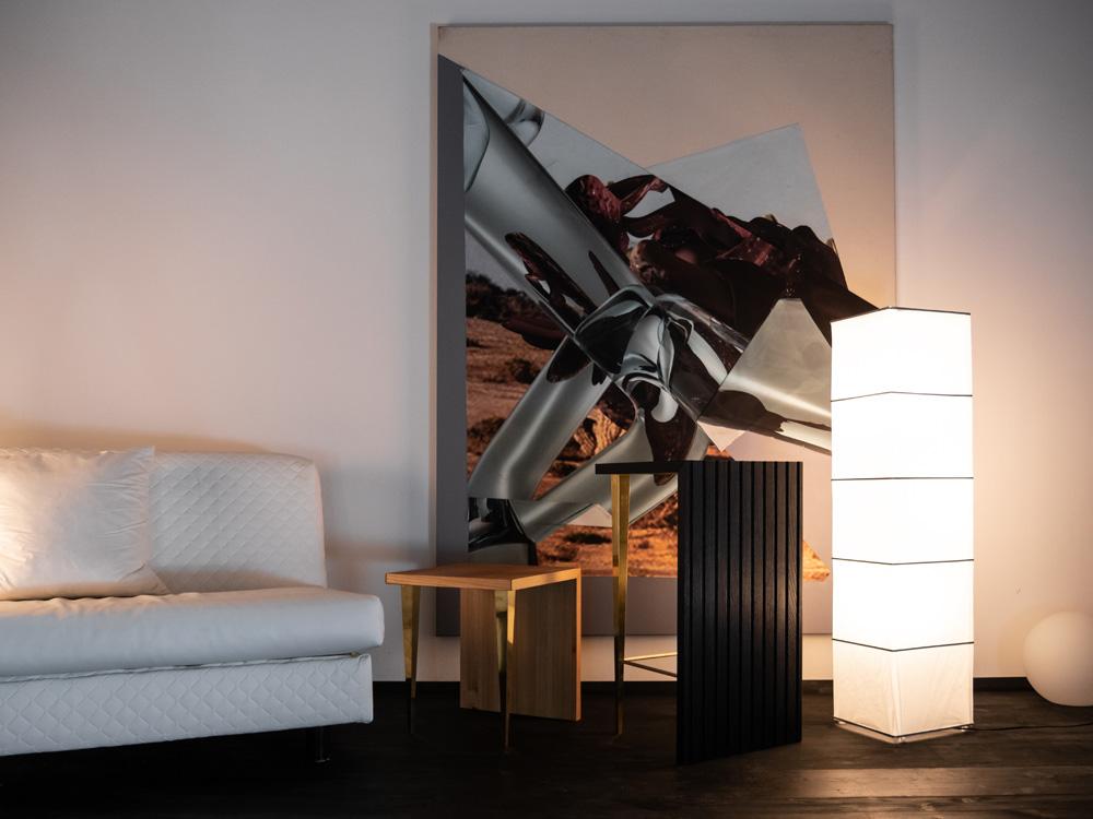 Furniture Design SATH Studio Stool Beam