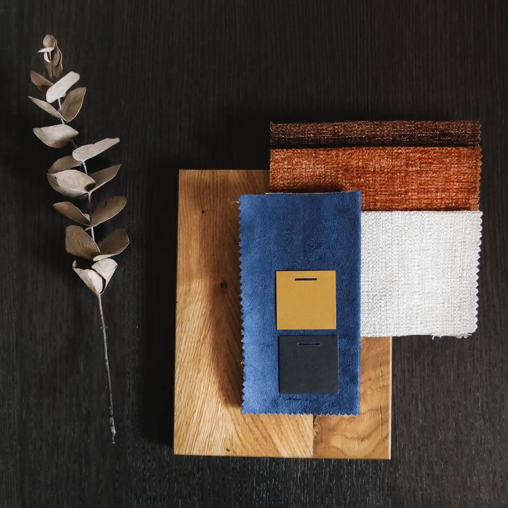 Interior Design Moodboard Apartment