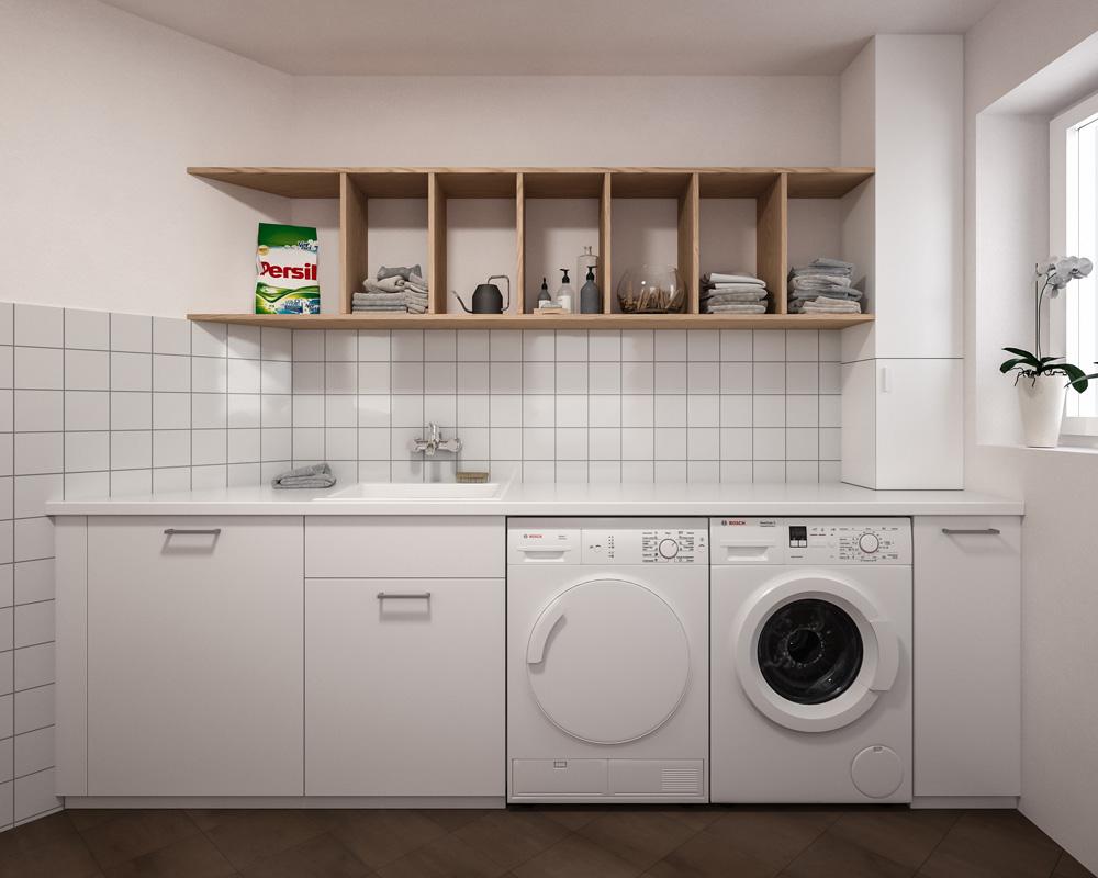 Waschküche M.